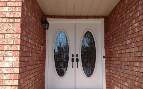 double front door replacement vaughan