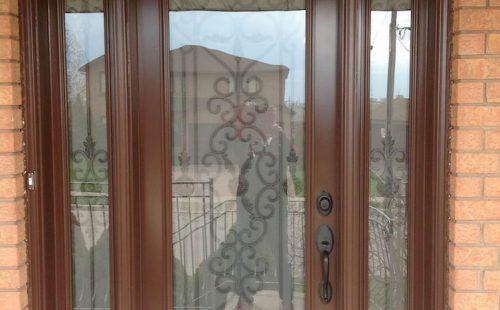 front door installation Vaughan