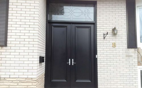 front door replacement in Toronto