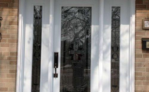 entry door replaced in Toronto