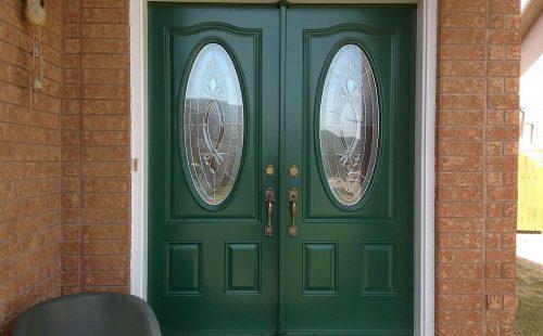 green front door replacement vaughan
