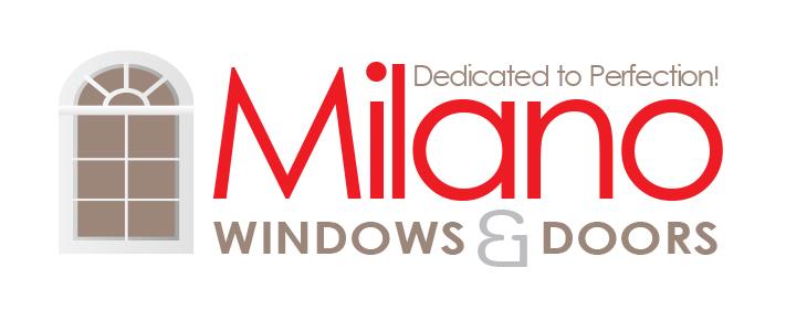 Milano windows and doors logo