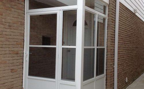 small porch enclosure