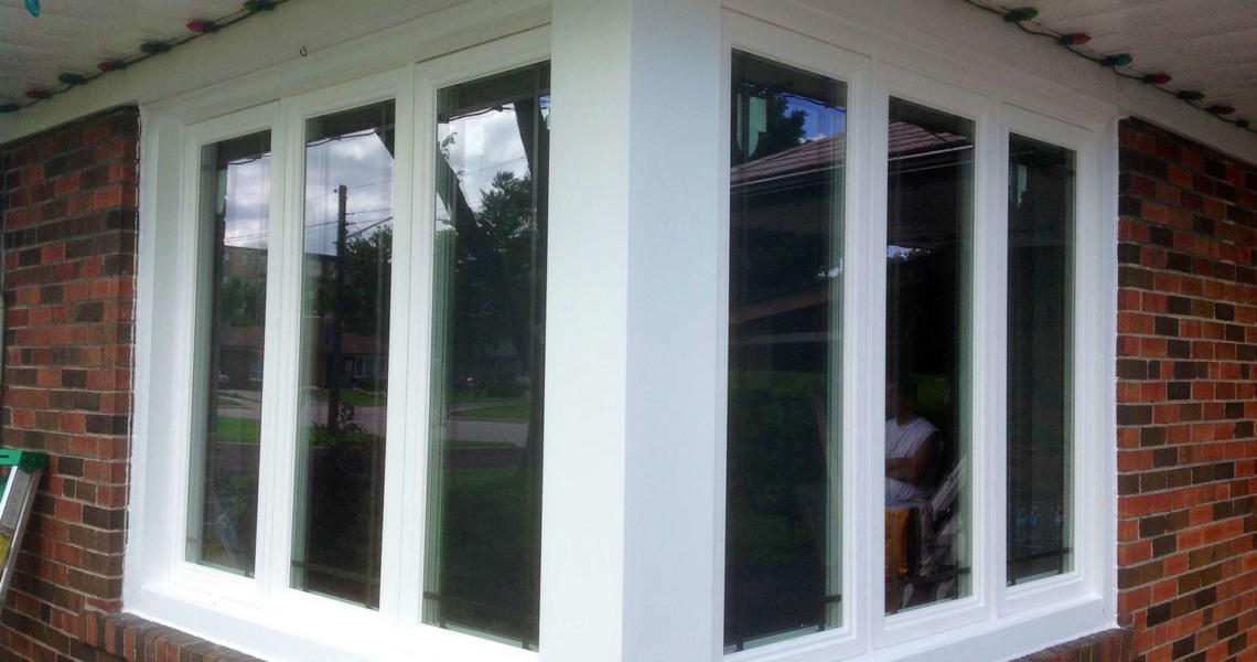 corner patio doors and windows