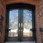 double front door replacement
