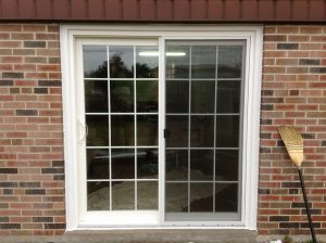 double patio door - door installation toronto