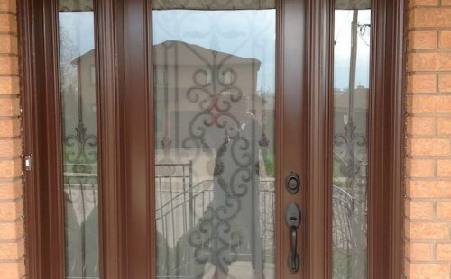 front door installation Vaughan