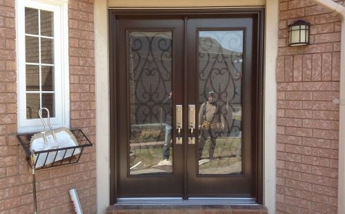 front door replacement in vaughan
