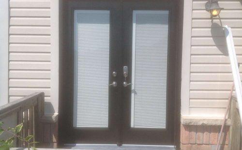 front patio door