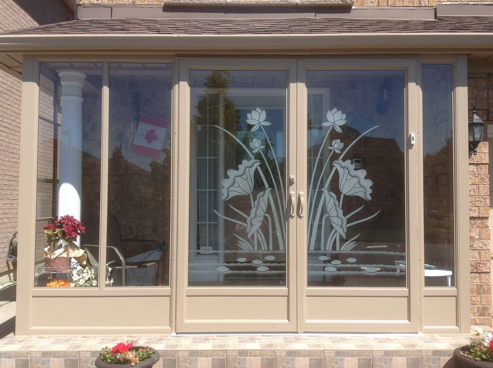 Porch Enclosures In Toronto Amp Gta Milano Windows Amp Doors