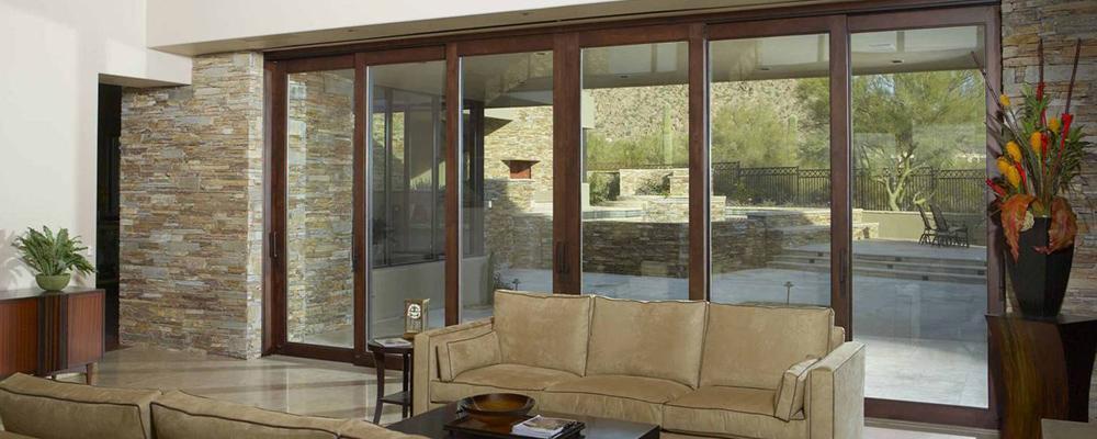 full patio door maximum sunlight