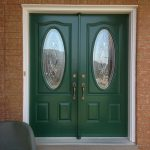 green front door replacement vaughan