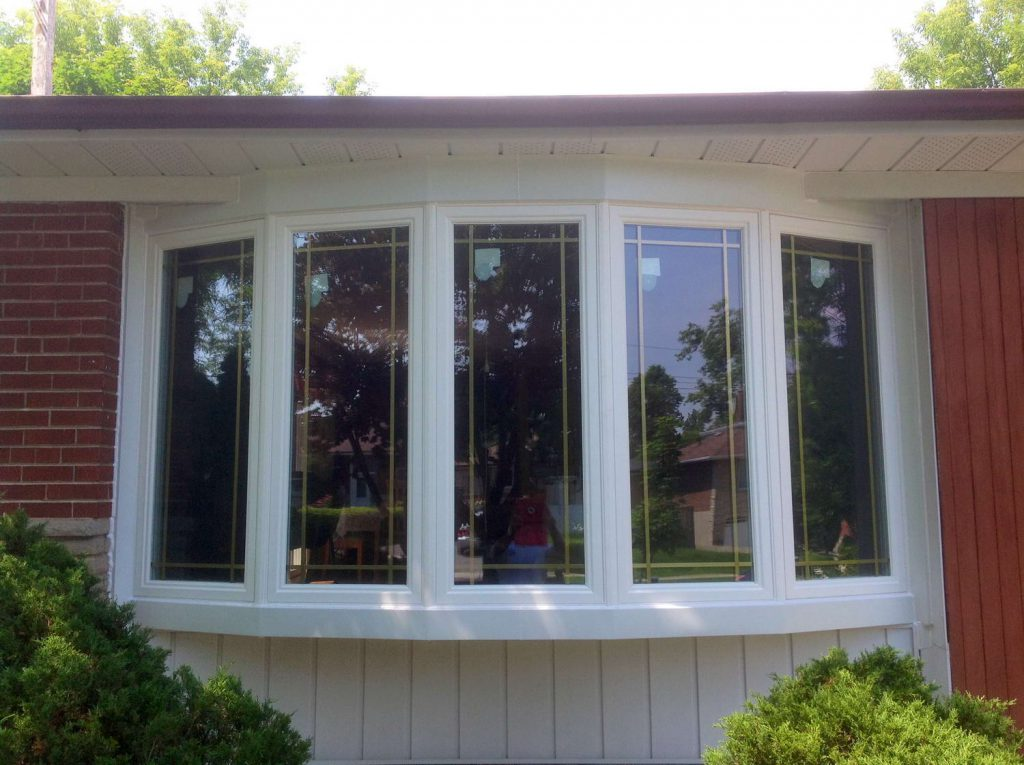 Markham bow windows replacement by milano windows & doors
