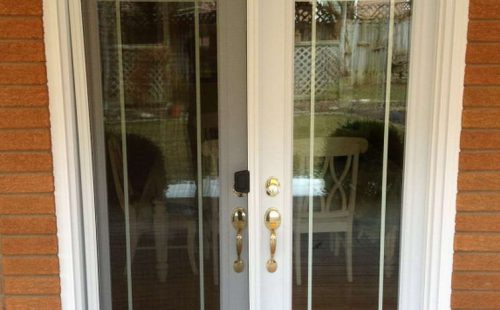 patio enclosure door