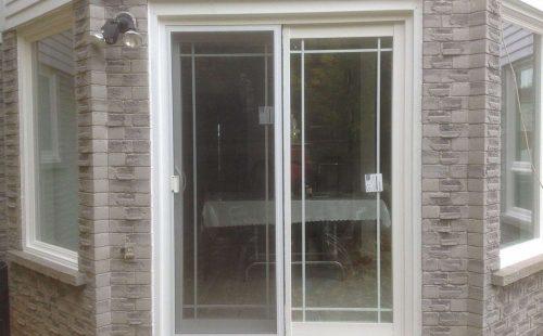 patio door front view
