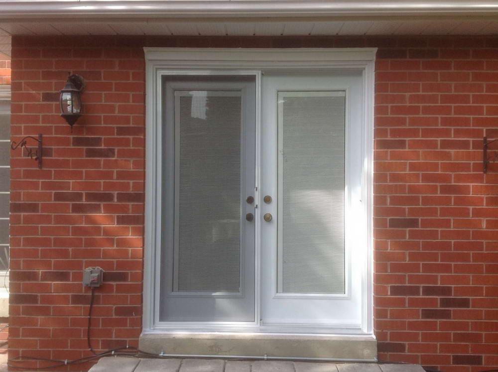 patio entry door