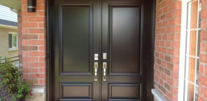 Front Door Replacement for Homeowners
