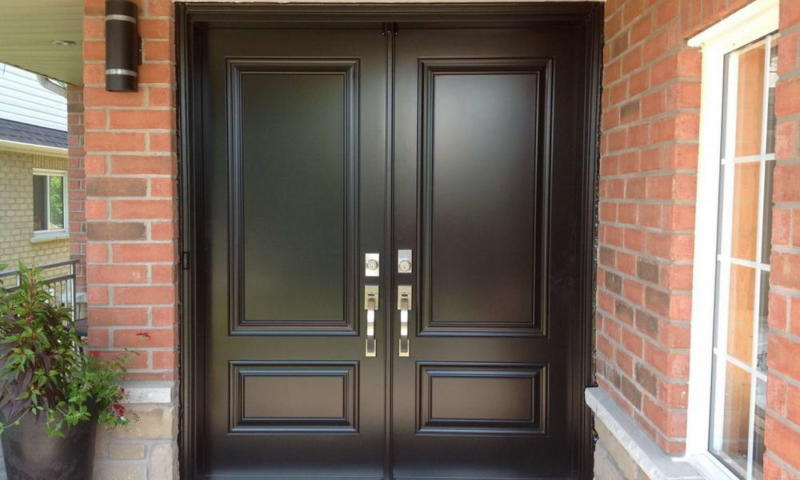 Solid front entry door Toronto