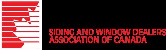 siding and windows dealers association of canada logo