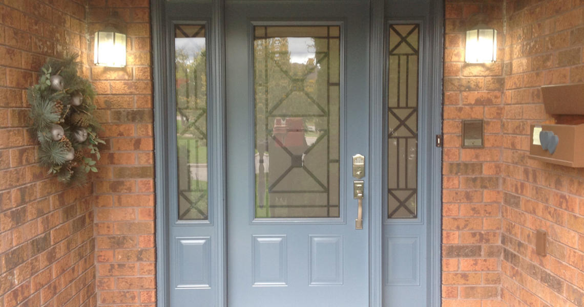 Entry Doors Installation Custom Made Milano Doors