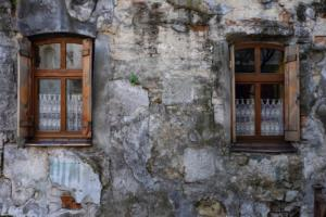 Rustic Windows