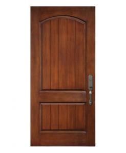 Photo of A Door-2 PANEL PLANKED CAMBER TOP - FIBERGLASS