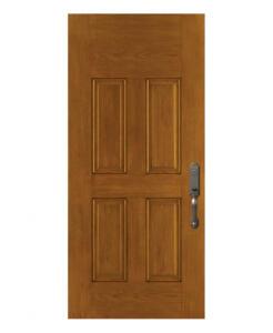 Photo of A Door-4 PANEL