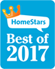 Logo of Best of 2017 Homestars