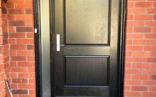 Solid front entry door Toronto