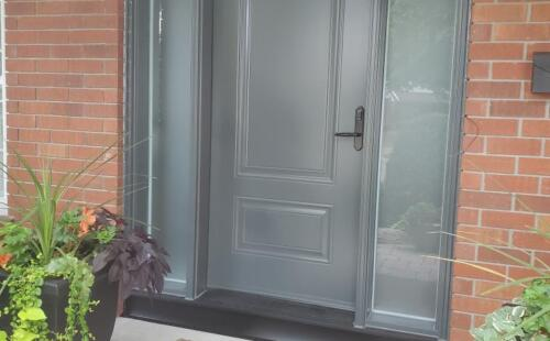 entry doors canada